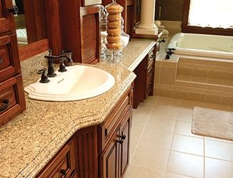 Bathroom Countertop, Bathroom Remodel Company MA, Bathroom Remodel Company CT, Home Remodel Project