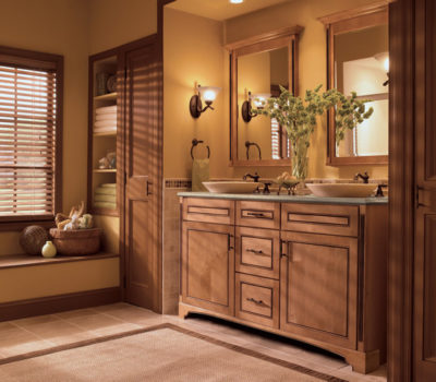 Kraftmaid Bathroom Products, Bathroom Double Vanity, Double Vanity Ideas, Double Vanity Installation