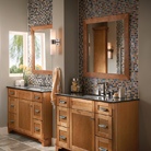 Kraftmaid Bathroom Vanity, Bathroom Cabinet, Bathroom Ideas