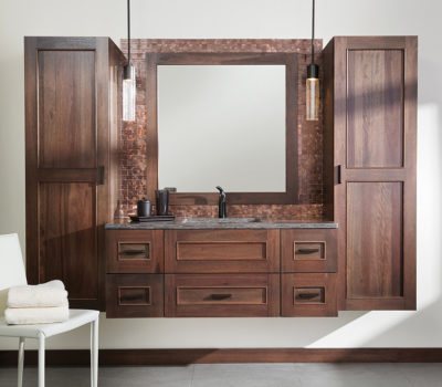 Floating Bathroom Vanity, Bathroom Vanity Install