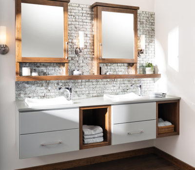 Floating Bathroom Vanity, Floating Bathroom Shelves