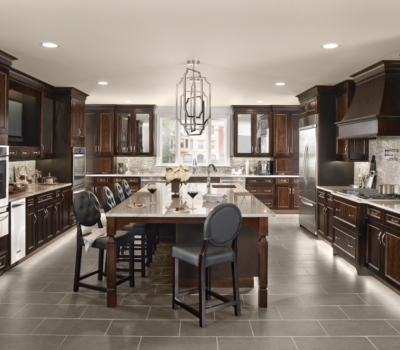 Kitchen Island, Kitchen With Center Island, Dark Cabinets, Kitchen Design Massachusetts
