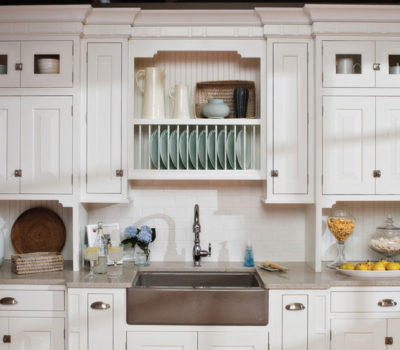 Cottage Style Kitchen Cabinets, White Kitchen Cabinets, Dura Supreme Kitchen Cabinets, Dura Supreme Cabinets MA