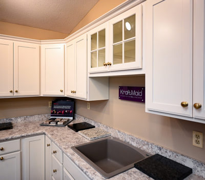 White Kitchen Cabinets, Kitchen Countertop, Kitchen Cabinetry, Cabinet Showroom, Budget Cabinet Sales Showroom In Western MA