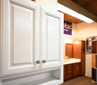 Cabinet Showroom, White Cabinets, Budget Cabinet, Western Ma Cabinets, White Bathroom Cabinets
